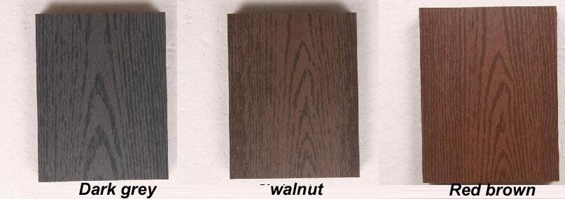 wood texture composite wood decking china