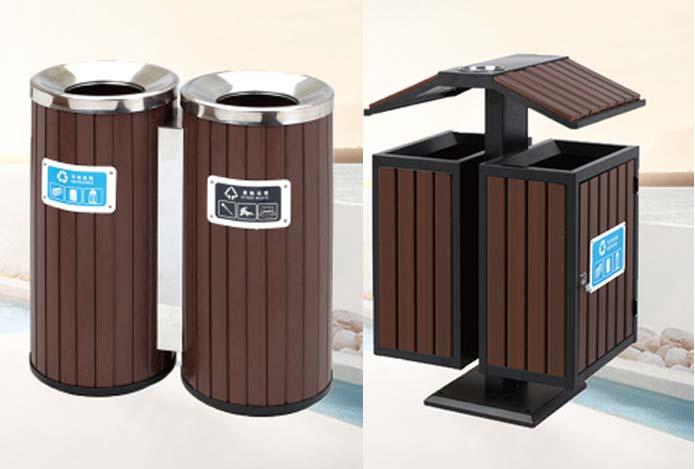 China trash can from hanming