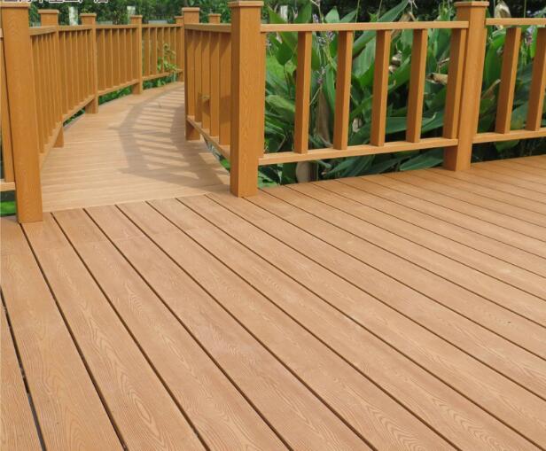 Eco wood composite board
