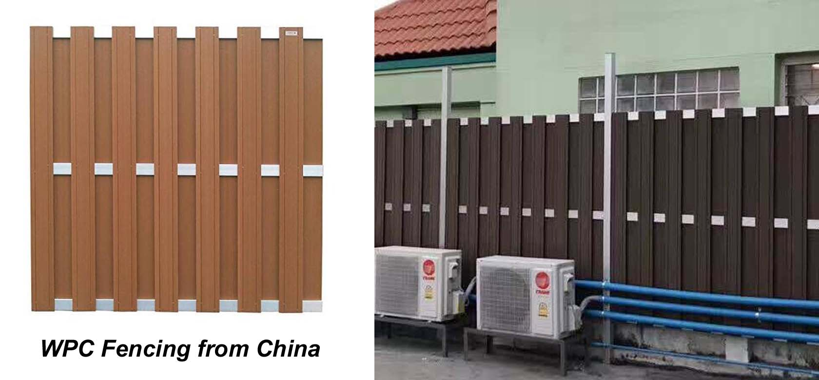Fence wpc china