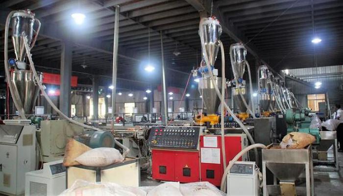 Hanming china wpc factory