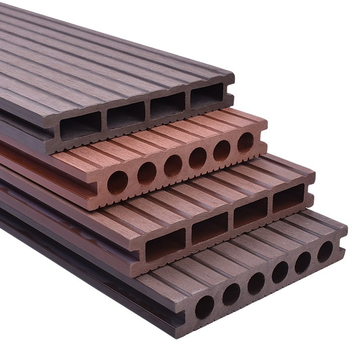 Hanming composite wood decking from China