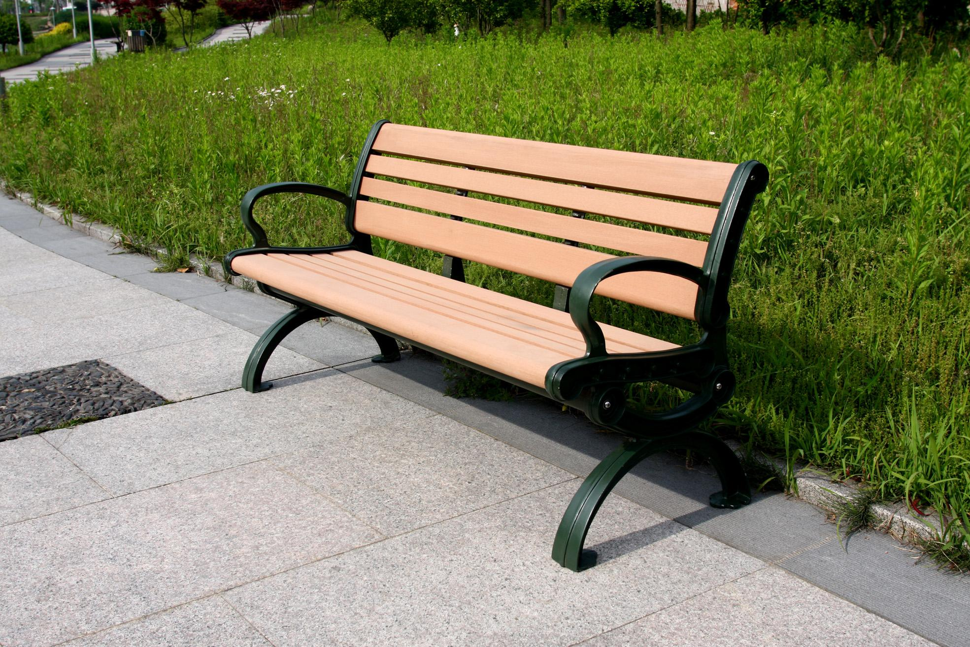 WPC bench in china