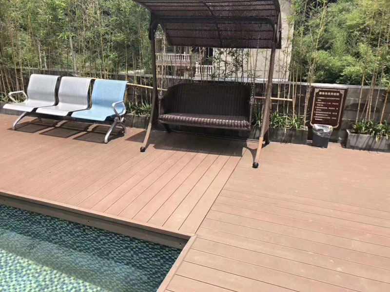 WPC deck