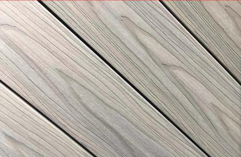 capped composite decking China