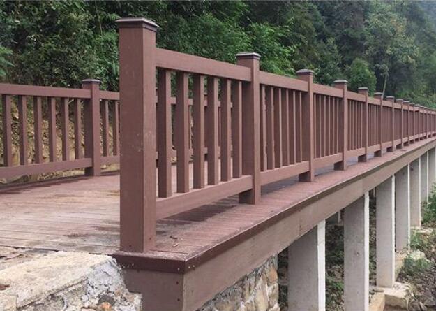 china handrail made of wpc