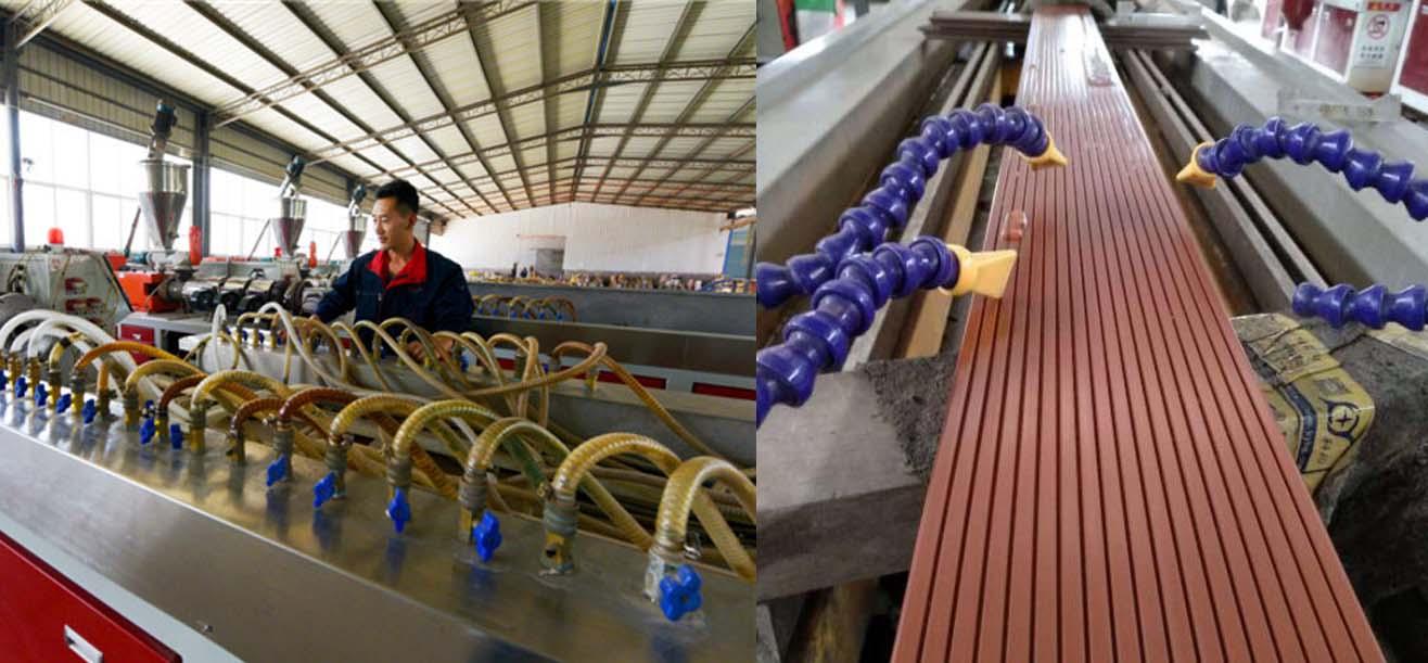 china hanming wpc decking