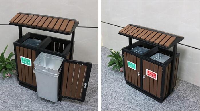 china trash can