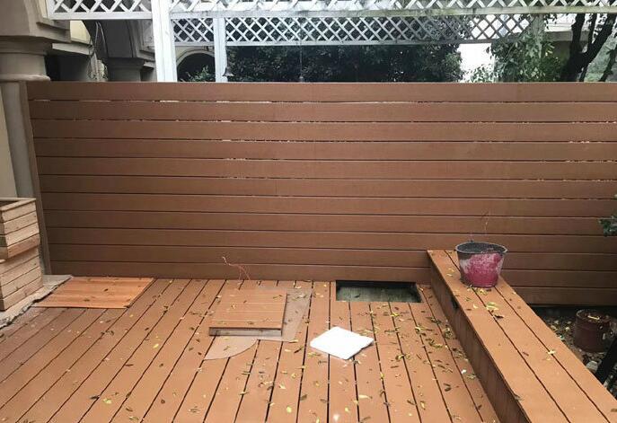 china wall board and deck