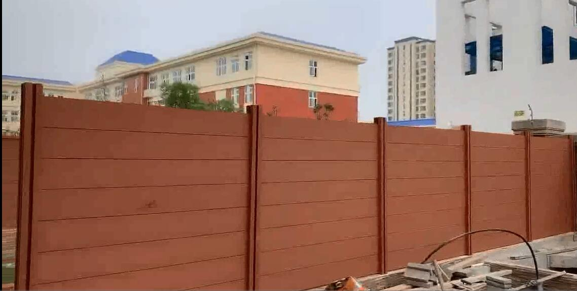composite fence panel in china