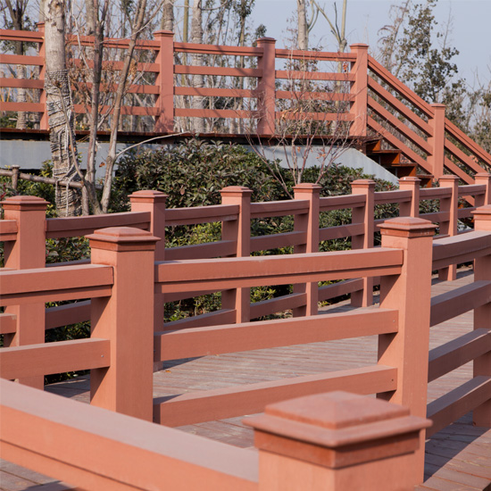 composite handrail from hanming