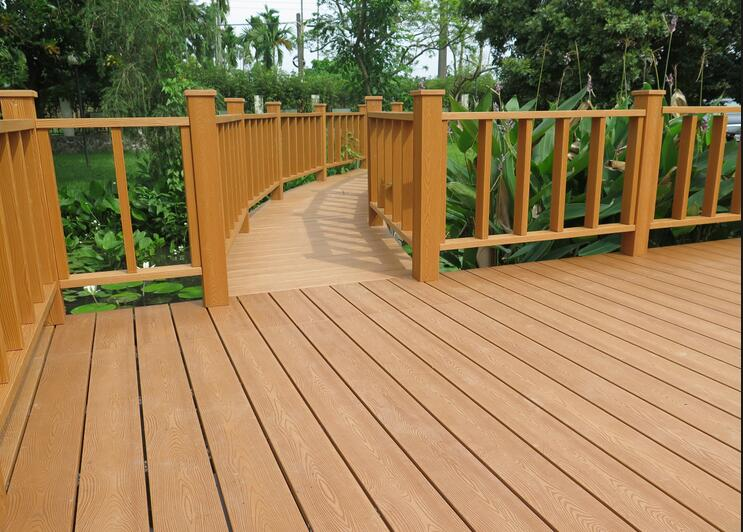composite outdoor deck