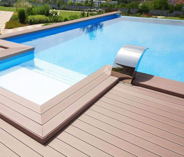 composite wood deck of china
