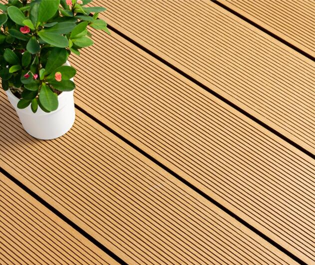 composite wood decking factory
