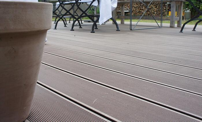 terrace deck in china
