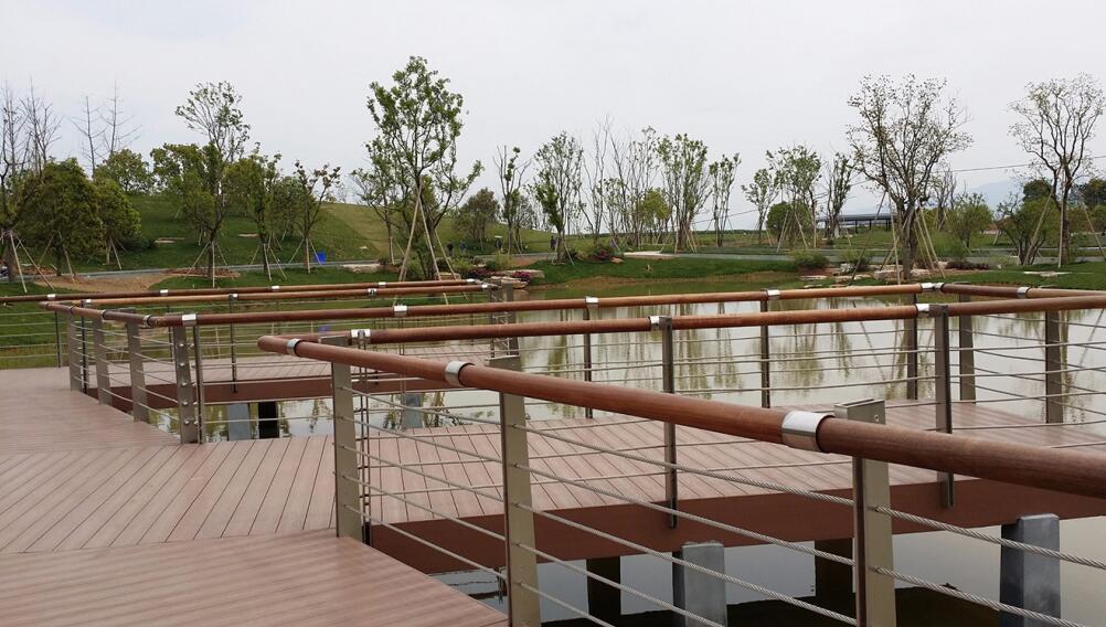 dock composite deck board