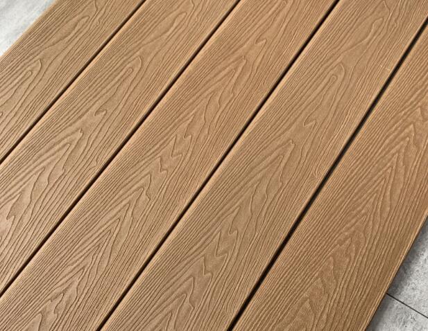 eco wood composite deck board