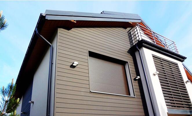 exterior wpc wall cladding