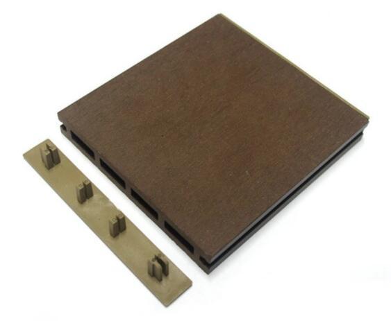 fastener of wpc deck
