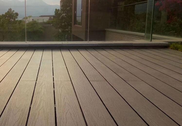 floor wpc deck