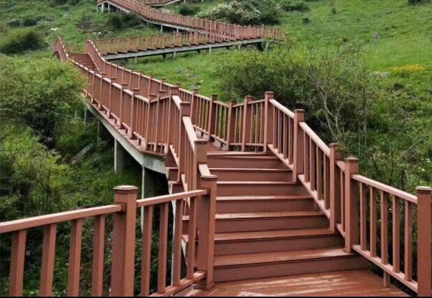 hill wpc railing