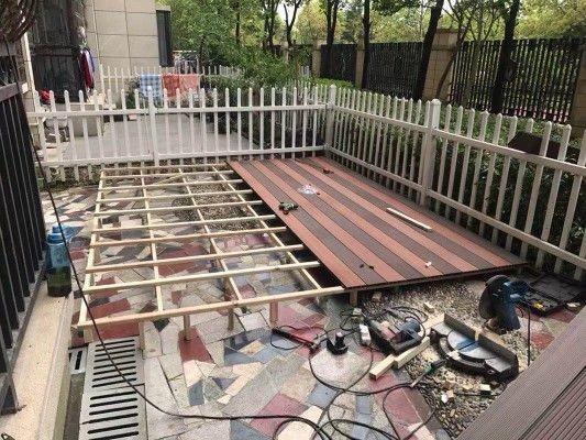 outdoor flooring china