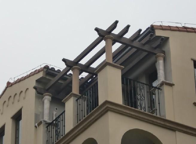 pergola terrace china