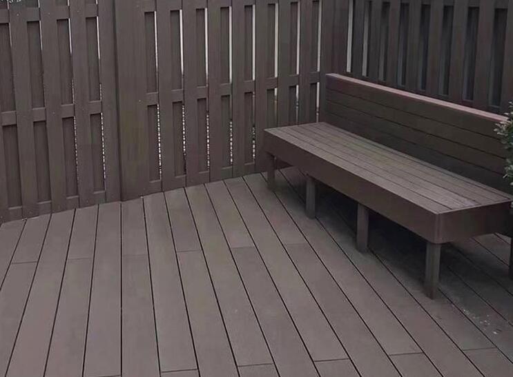 pool wpc deck
