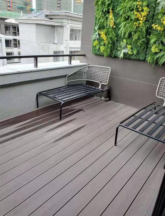 terrace wpc deck