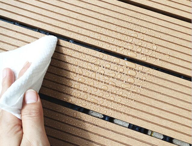 waterproof wpc deck board china
